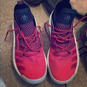 Adidas tennis shoes US 9 men Harden Vol 2
